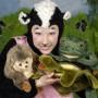 L'Heure du conte de la St-Valentin avec Rosette la mouffette