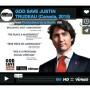 Le documentaire God Save Justin Trudeau présenté dans la région