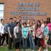 Des élèves du CFP de la Pointe-du-Lac en soutien communautaire