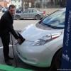 Deux nouvelles bornes de recharge électriques à Valleyfield
