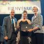 Mention d'honneur pour Karine Landry, professeure au Collège de Valleyfield