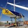Transat Qc-St-Malo : un voilier français au Port de Valleyfield