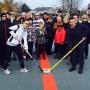 Patinoire multisports inaugurée à Saint-Stanislas-de-Kostka