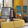 L'exposition Dépeindre-repeindre le Quartier-Nord au MUSO