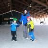 Ouverture de la patinoire de l'Agora citoyenne de Châteauguay