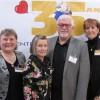 Le Centre d'action bénévole de Valleyfield souligne ses 35 ans