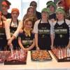 Les brigades culinaires de l'école des Patriotes à la MRC