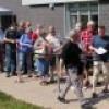 Le parcours de l'eau attire 700 visiteurs à l'usine de filtration