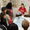 Près de 450 élèves du primaire au Collège de Valleyfield