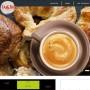 Un nouveau site Web pour La Factrie, Café culturel