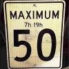 Appel à la vigilance : des panneaux de signalisation modifiés et vandalisés