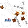 Des travaux à l'intersection Mgr-Langlois et Bord de l'Eau