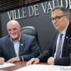 Les élus de Vaudreuil-Dorion assermentés et déjà au travail
