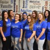 Des étudiantes en stage humanitaire à Puerto Plata