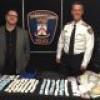 Arrestations et saisie de cocaïne à Beauharnois