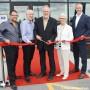 Inauguration de la première phase du projet Espace 30 Beauharnois