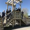 De nouvelles installations pour la Halte des Plaisanciers du Parc régional
