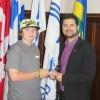 Maire d'un jour, une expérience inoubliable pour le jeune Alex Gagnon