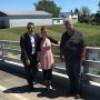 Un nouveau pont Dulude élargi et moderne à Sainte-Martine