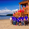 Lancement de la nouvelle saison à la plage du Parc régional des îles
