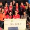 12e Relais pour la vie de Valleyfield : 146 728 $ pour lutter contre le cancer
