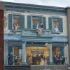 Dévoilement d'une fresque sur les 150 ans d'histoire de Beauharnois