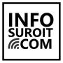 Un nouveau logo pour les 8 ans d'INFOSuroit.com