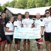 Golf et vélo : 125 830 $ pour la Fondation de l'Hôpital du Suroît