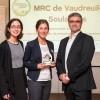 Partenaires dans la protection du climat : la MRC passe la première étape