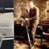 2 lancements pour le nouveau livre de Marcel Labelle sur le photographe Élie Gendron