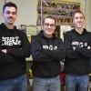 Trois étudiants du Cégep participeront à une compétition nationale de robotique