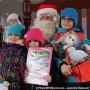 Le Père Noël débarque à la Place du marché de Beauharnois