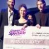 31e Finale locale de Cégeps en spectacle : le Prix du jury à Élodie Gagné