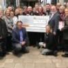 74 157 $ pour la Maison de soins palliatifs grâce à la vente de poinsettias