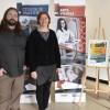 Exposition des oeuvres du Réseau Art Spontané au Cégep de Valleyfield