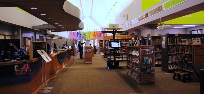 Réouverture de la bibliothèque municipale de Vaudreuil-Dorion