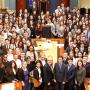 Depuis 2011, des étudiants du Collège Héritage participent au Parlement des jeunes