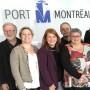 Le maire de Beauharnois participe à la réunion du comité maritime de l'UMQ
