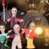 Les Marionnettes du bout du monde et le Reel de la locomotive à Vaudreuil-Dorion