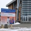 Place aux Jeux d'hiver d'Olympiques spéciaux Québec à Valleyfield
