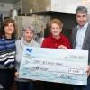 CEZinc remet un don de 5000 $ au Café des deux pains