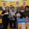 Assises annuelles de l'UMQ à Québec : La campagne Attention Piétons ! suscite l'intérêt