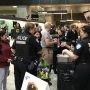 Café avec un policier : des policiers de Châteauguay à la rencontre des citoyens