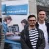 4 étudiants du Collège de Valleyfield s'envolent pour la France