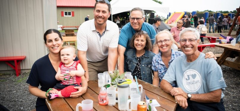 Une Fête estivale réussie pour La Coop Unifrontières