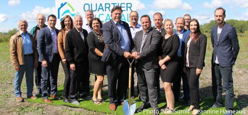 Deux nouveaux projets de développement résidentiel à Saint-Louis-de-Gonzague