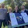 Zone de biodiversité – Inauguration d'un trajet éducatif au parc linéaire