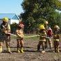 Quatre jeunes campivallensiens sont devenus pompiers d'un jour