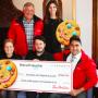 Plus de 30 000 $ pour la Fondation de l'Hôpital grâce aux Biscuits Sourire de Tim Hortons