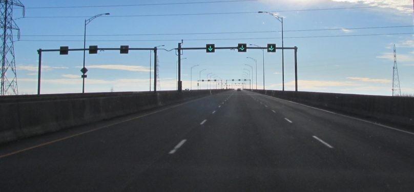 Entrave majeure à prévoir A-30 Est sur le pont Madeleine-Parent